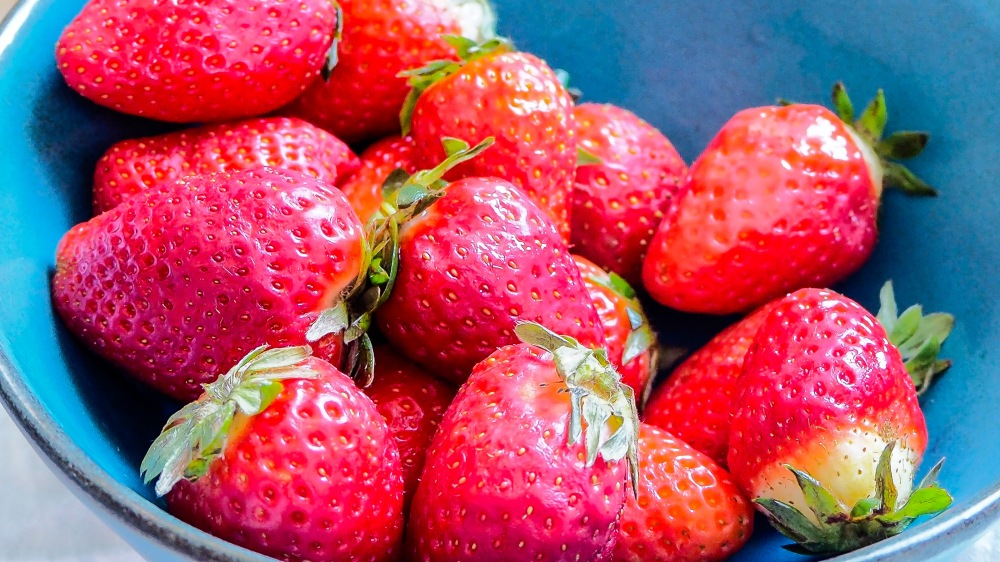 straswberries